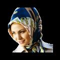 Women's Printed Hijabs